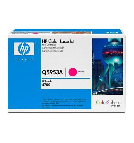 Toner Original HP Magenta Q5953A