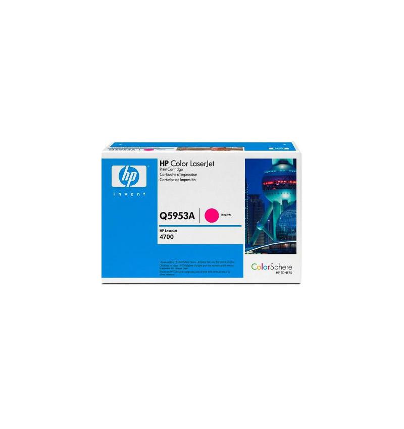 Toner Original HP Magenta p/ CLJ 4700
