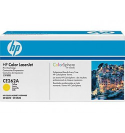 Toner Original HP Yellow CE262A