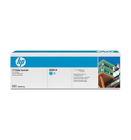 Toner Original HP Ciano (CB381A)