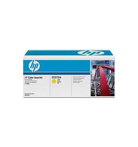 Toner Original HP Amarelo CE272A