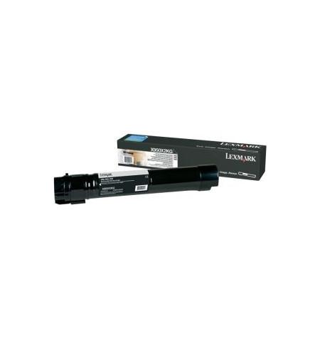 Toner Original Lexmark Preto p/ X950/X952/X954