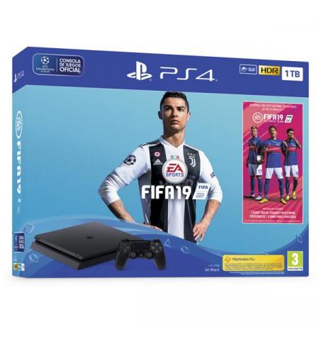 Sony Ps4 1Tb + Fifa 19 - 711719744214