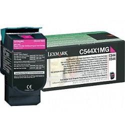 Toner Original Lexmark Magenta p/ C544/X544