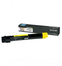 Toner Original Lexmark Amarelo p/ C950