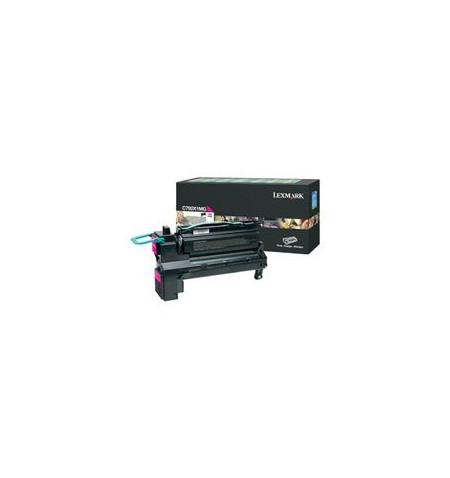 Toner Original Lexmark Magenta X792X1MG