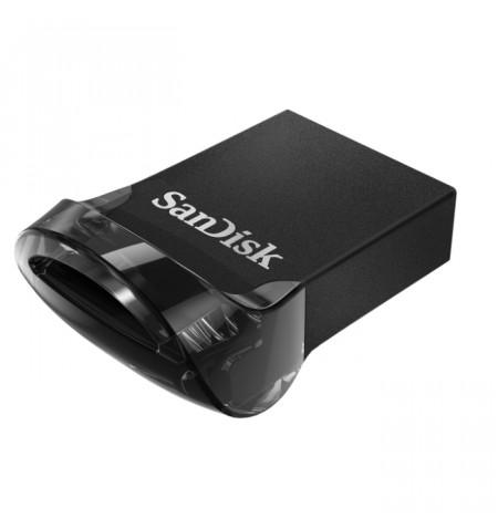 SanDisk Ultra FitT USB 3.1 128GB - Small Form Factor Plug & Stay Hi-Speed USB Drive