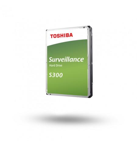 "Disco Interno Toshiba 3.5"" 10TB SURVEILLANCE S300 7200RPM 256MB Bulk"