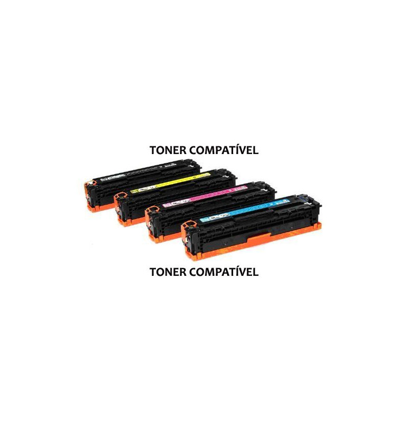 Toner Compativel HP Cyan Q6001A