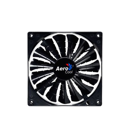 Fan 120 Aerocool SHARK Black