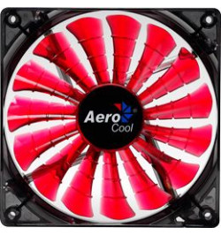 Aerocool Fan 120 SHARK Devil Red