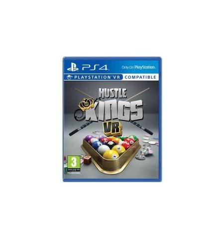Playstation -Jogo PS4/PS VR HUSTLE KING 9860358