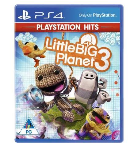 PLAYSTATION - Jogo PS4 Little Big Planet HITS