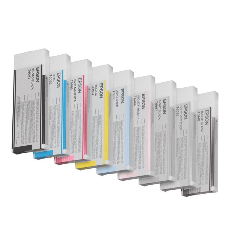 Tinteiro Original Epson SP 4800 220ml Magenta  C13T606B00
