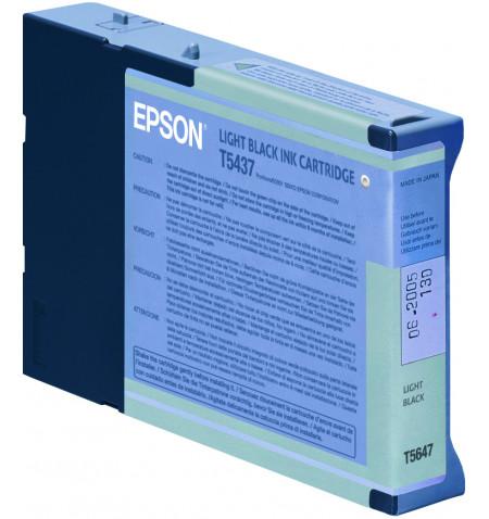 Tinteiro Original  Epson Stylus Pro 7600/9600  Preto Claro C13T543700