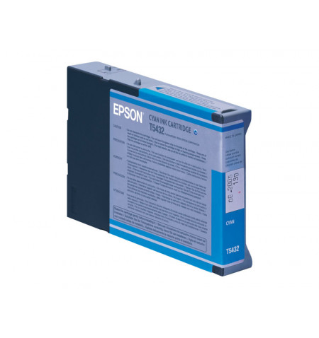 Tinteiro Original  Epson PRO 7600/9600 Ciano C13T543200