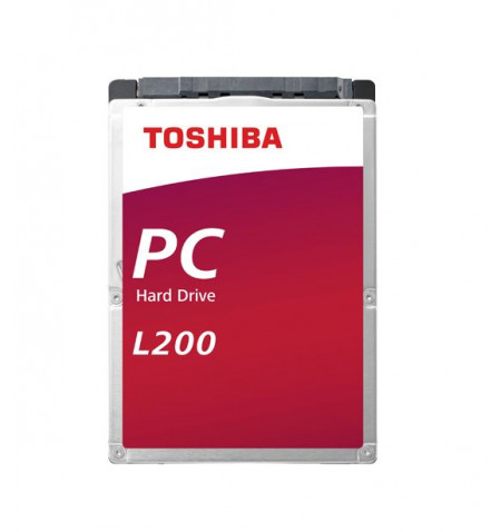 "HDD Toshiba 2.5"" 2TB Upgrade L200 - HDWL120EZSTA"
