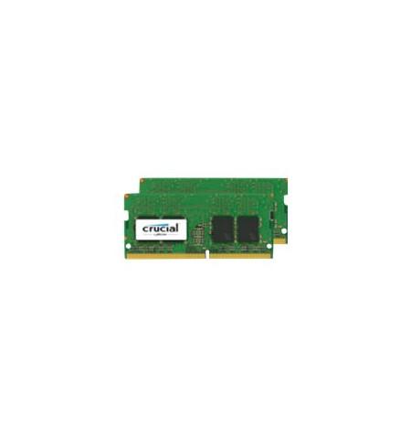 Crucial 8GB Kit 4GBx2 DDR4 2400 MT/260pin