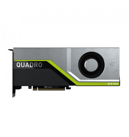 PNY nVIDIA QUADRO RTX 5000 16GB GDDR6 PCIe 3.0 - VCQRTX5000-PB