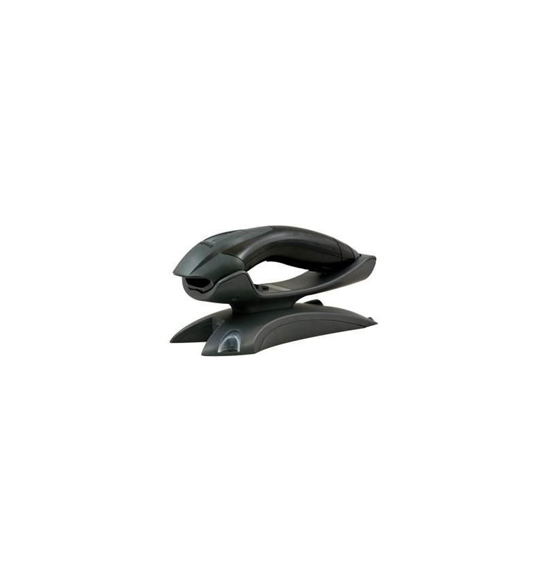 Scanner Laser Voyager 1202g Bluetooth c/RAM, c/Carregador USB Preto - 1202G-2USB-5