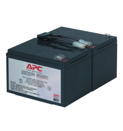 Bateria APC Replacement Battery Cartridge #6 - RBC6