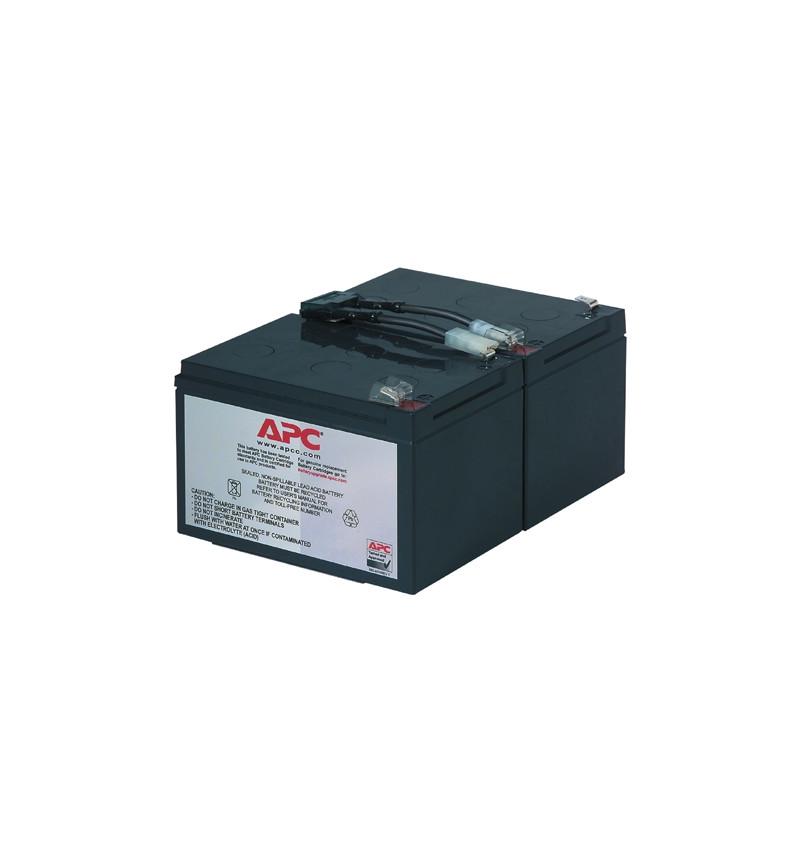 Bateria APC Replacement Battery Cartridge #6 - RBC6