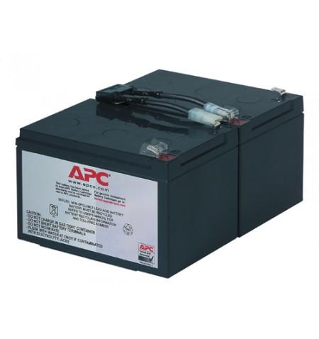 APC Replacement Battery Cartridge #6 (RBC6) - Levante já em loja