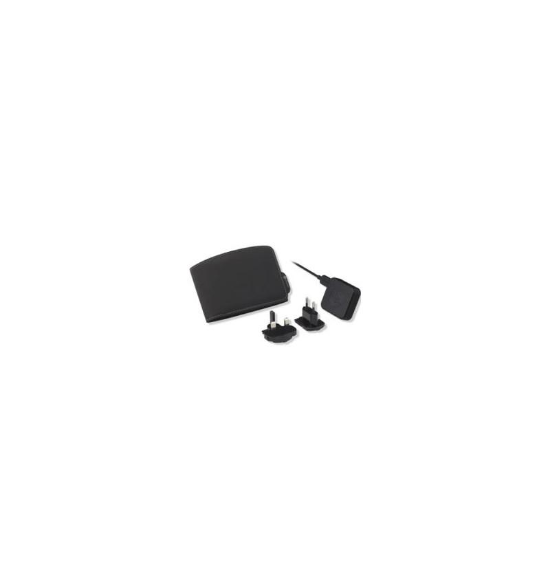 Pack Essencial - Inclui bolsa de transporte, carregador doméstico e um cabo / adaptador micro USB