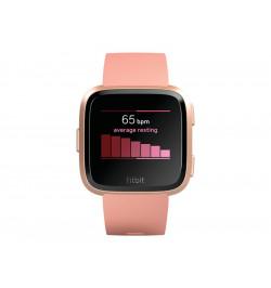 Fitbit Versa NFC Peach/Rose Gold Aluminum - FB505RGPK-EU
