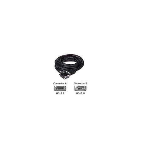 VGA HD15 M / HD15 F - 1.8M