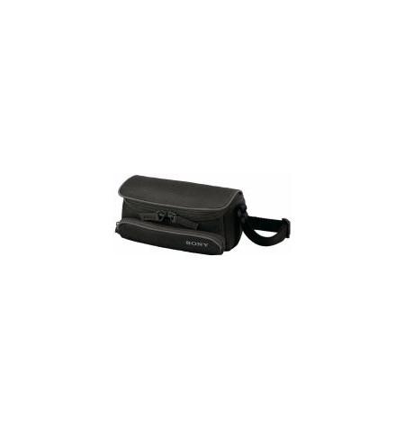 Sony Mala de transporte compacta Preta ( LCS-U5 )