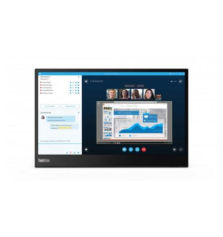 Monitor Lenovo ThinkVision M14 14.0P FHD USB-C Portable