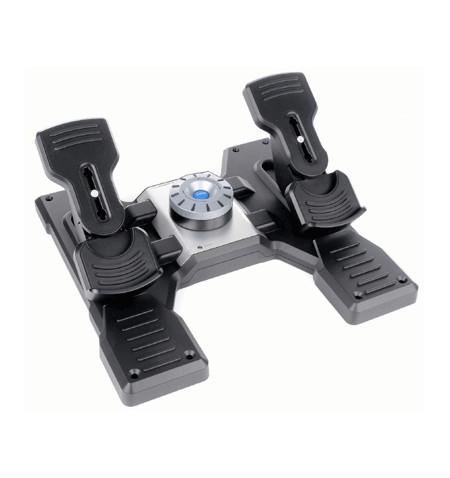Logitech G Saitek Pro Flight Rudder Pedals - 945-000005
