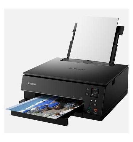 PIXMA TS6350 Preta - Multifuncional sem fios, cópia, digitalizaçăo, ligaçăo ŕ cloud, Resoluçăo de im