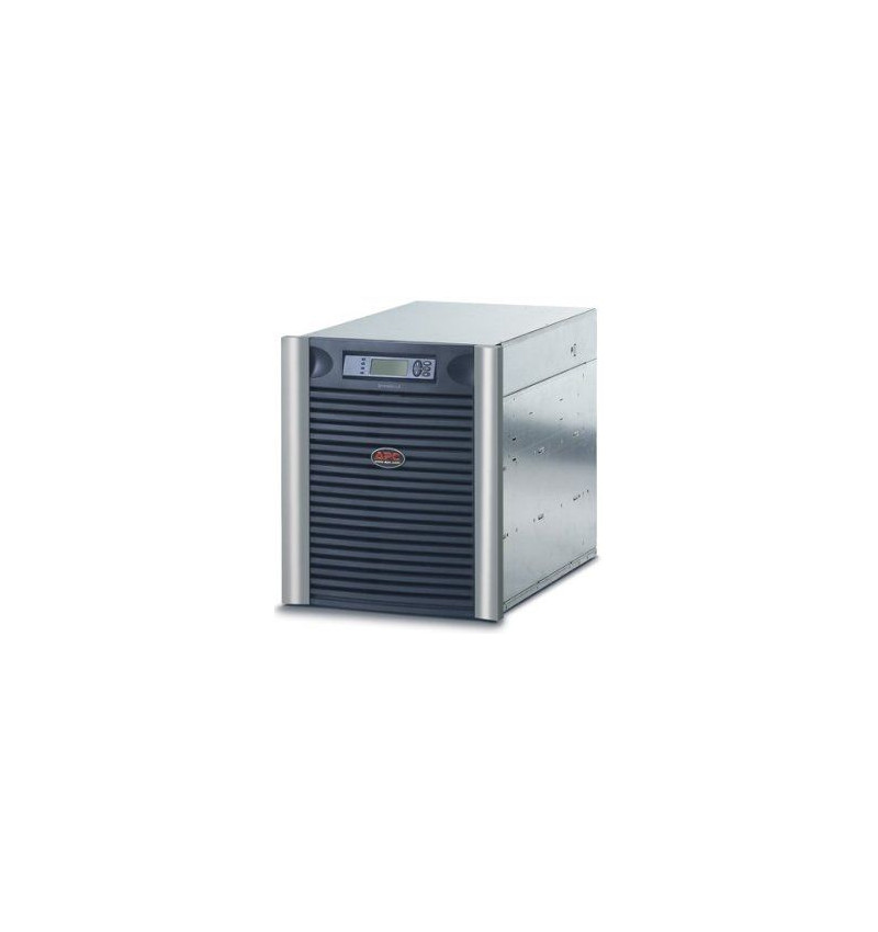 APC Symmetra LX 4kVA Scalable to 8kVA N+1 Rack-mount, 220/230/240V or 380/400/415V