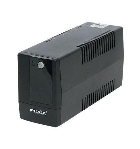UPS Phasak BASIC Interactive 600 VA PH 9406 - Levante já em loja