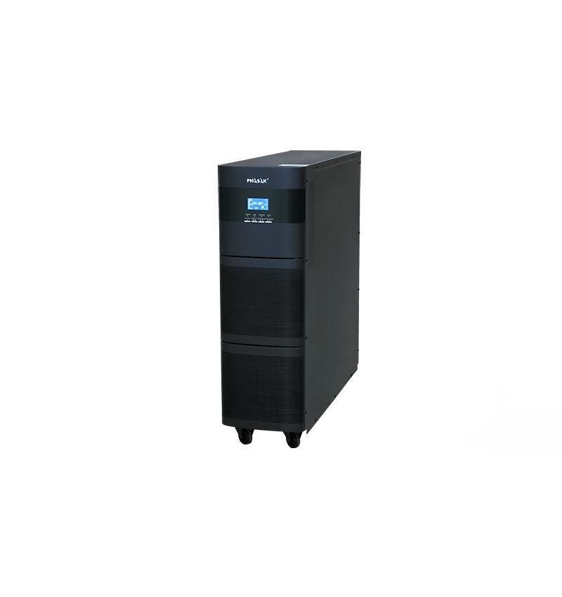 """UPS Phasak 3P/1P 15000 VA Online LCD 19"""""""