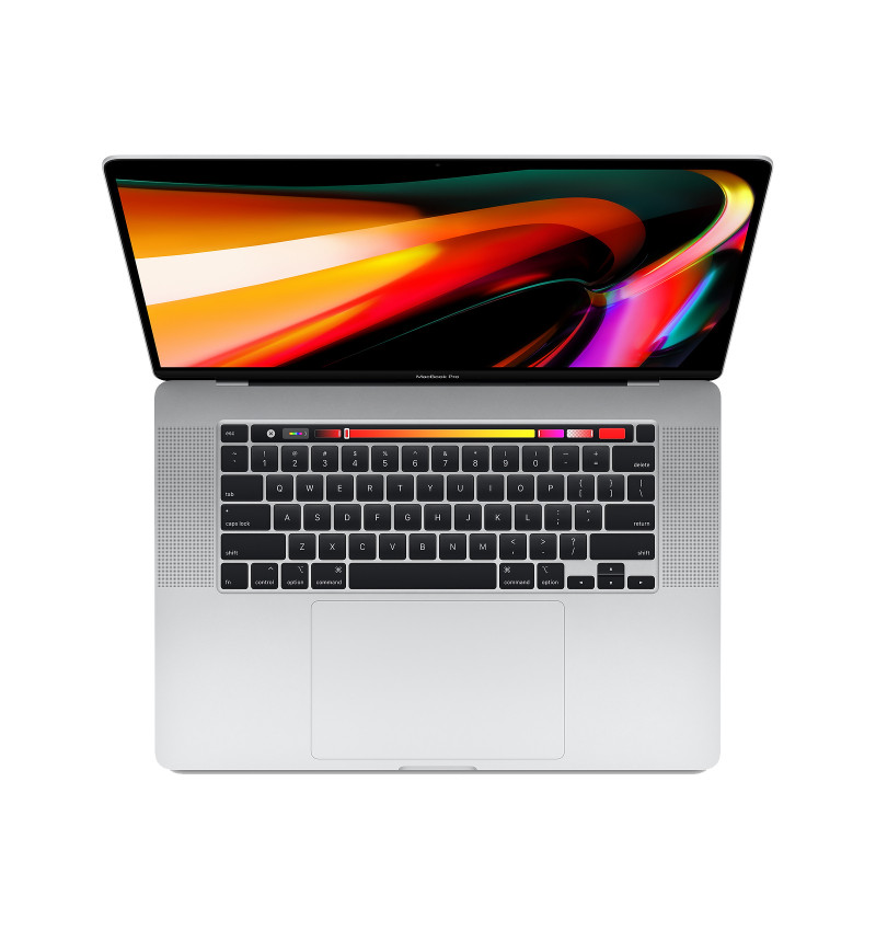 "MacBook Pro 16"" c\ Touch Bar - Intel Corei7 2.6GHz HC, 16GB, 512GB, AMD Radeon Pro 5300M 4GB - Silve"