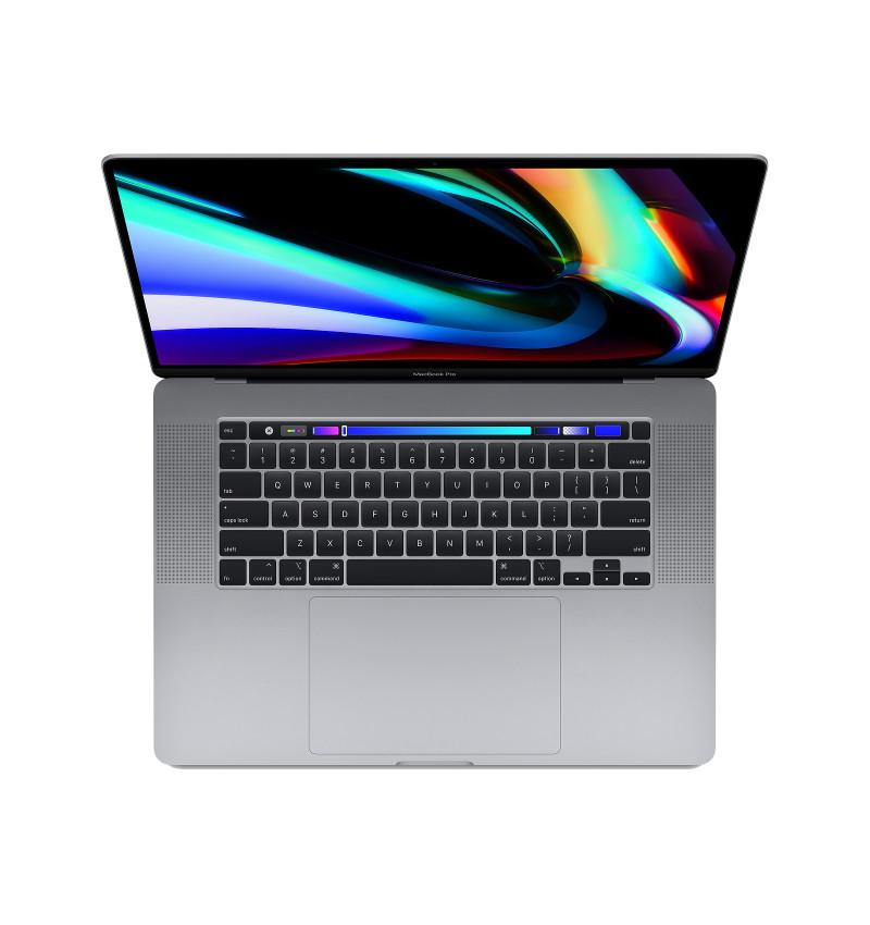 "MacBook Pro 16"" c\ Touch Bar - Intel Corei7 2.6GHz HC, 16GB, 512GB, AMD Radeon Pro 5300M 4GB - Space"