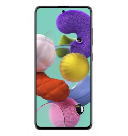 Samsung Galaxy A51 Preto - SM-A515FZKVEUB - Levante Já em Loja