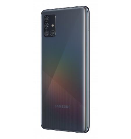 Smartphone Samsung Galaxy A51 Preto