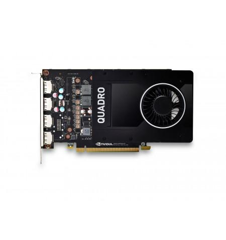 VGA HP NVIDIA Quadro P2200 5GB (4)DP GFX