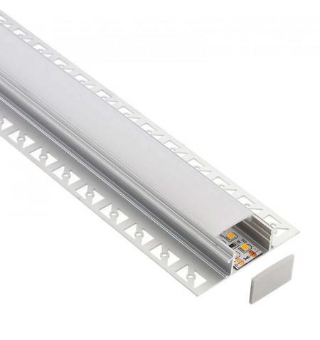 KIT Perfil arquitectónico aluminio BILD 3 metros