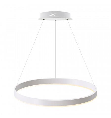Luminaria colgante RING 37W, Ø600mm, Blanco neutro
