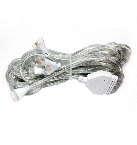 Split Cable conexión 6 salidas para barra LED Profresh