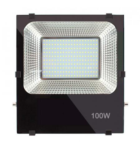 Proyector LED chipled OSRAM SMD2835, 100W, Blanco frío