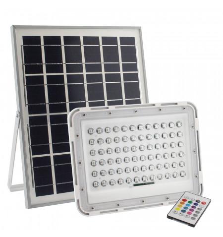 Projector SOLAR LED 60W, RGB, RGB - Levante Já em Loja