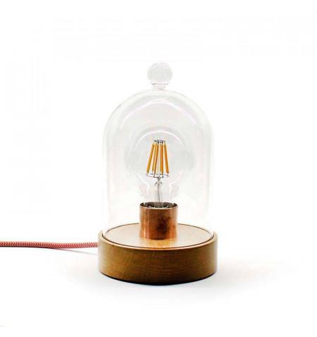 Fanal decorativo LED BELL JAR 210, 6W, regulable, Blanco cálido 2700K, regulable