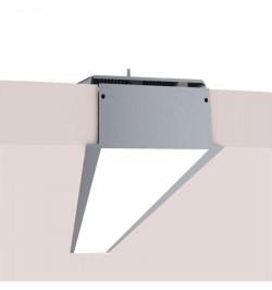 Downlight Led OSIC, 40W, 120cm, regulable, Blanco neutro, regulable