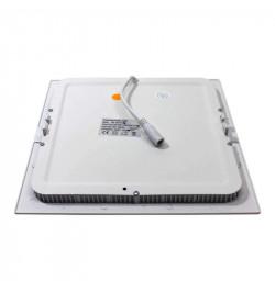 Downlight Led MARAK 12W, aluminio lacado en color blanco, Blanco neutro